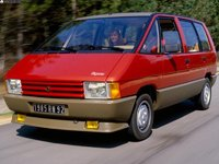 1984 Renault Espace Overview