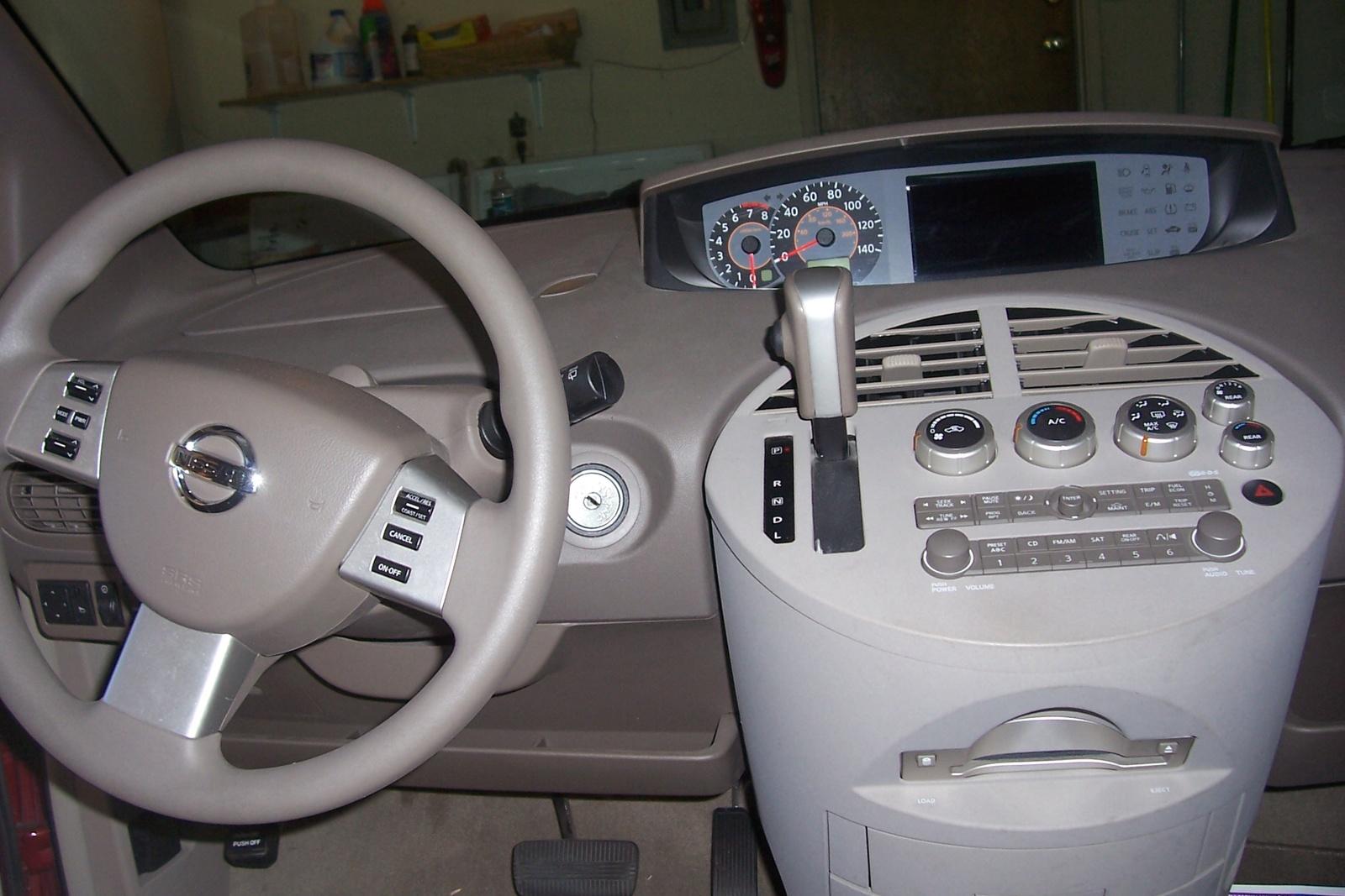 2006 Nissan Quest - Interior Pictures - CarGurus