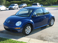 2000 Volkswagen Beetle Picture Gallery