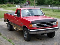 Picture of 1991 Ford F-250 2 Dr XLT Lariat 4WD Standard Cab LB, exterior
