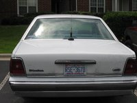 Picture of 1990 Ford LTD Crown Victoria 4 Dr LX Sedan, exterior