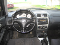 Picture of 2003 Mazda Protege ES, interior