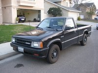 1990 Mazda B-Series Pickup Overview
