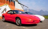 Picture of 1994 Pontiac Firebird Formula, exterior