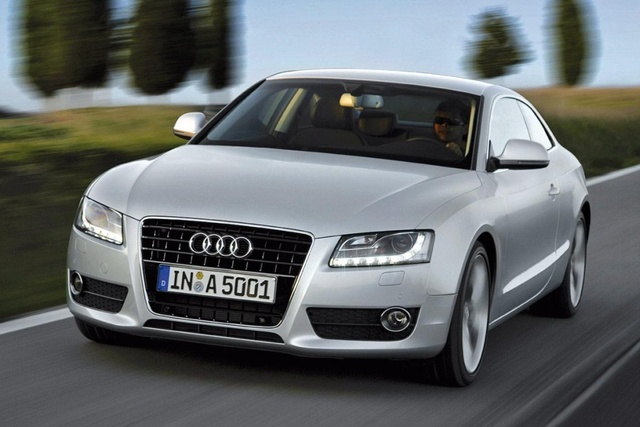 Picture of 2009 Audi A5 quattro Coupe AWD, exterior, gallery_worthy
