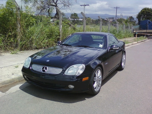 Picture of 2004 Mercedes-Benz SLK-Class SLK 230 Kompressor Supercharged