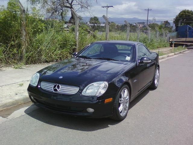 Picture of 2004 Mercedes-Benz SLK-Class SLK230 Kompressor Supercharged
