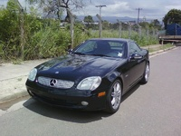 Picture of 2004 Mercedes-Benz SLK-Class 2 Dr SLK230 Kompressor Supercharged Convertible, exterior