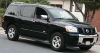 Picture of 2005 Nissan Armada SE 4WD, exterior, gallery_worthy