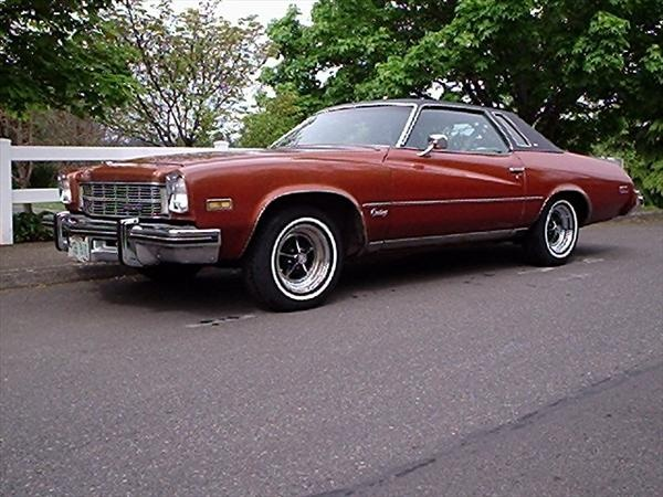 Picture of 1975 Buick Regal 2-Door Coupe, exterior, gallery_worthy
