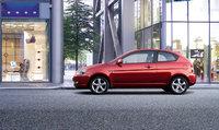 2009 Hyundai Accent, Left Side View, exterior, manufacturer