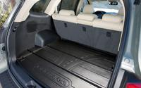 2009 Hyundai Santa Fe, Interior Cargo View, interior, manufacturer