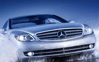2009 Mercedes-Benz CL-Class CL550 4MATIC, Front View, exterior, manufacturer