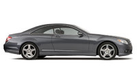 2009 Mercedes-Benz CL-Class CL 550 4MATIC, Right Side View, exterior, manufacturer