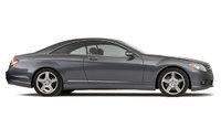 2009 Mercedes-Benz CL-Class CL550 4MATIC, Right Side View, exterior, manufacturer