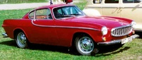 1972 Volvo P1800 Overview