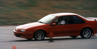 Picture of 1993 Chevrolet Beretta 2 Dr GTZ Coupe, exterior