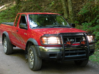 1998 Nissan Frontier 2 Dr XE 4WD Extended Cab SB picture, exterior