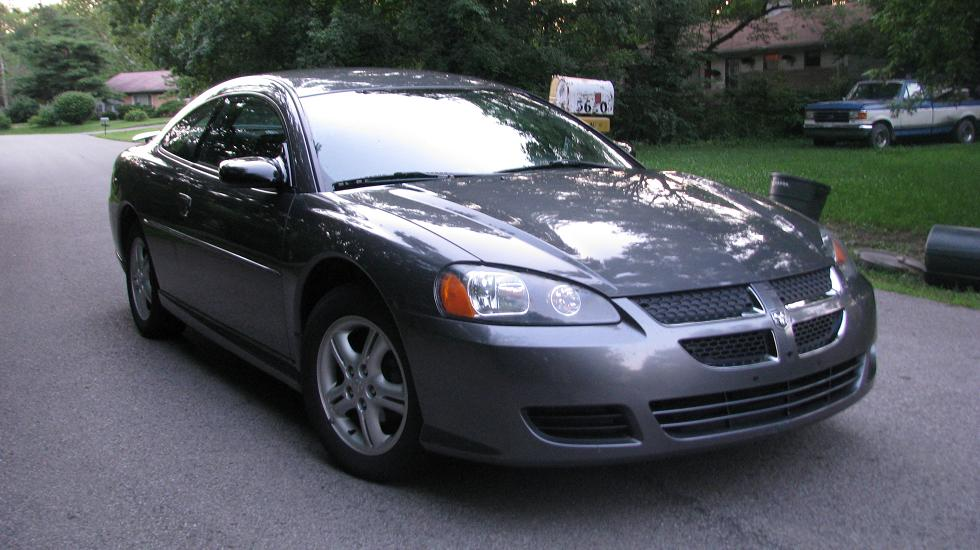 2003 Dodge Stratus SXT Coupe picture