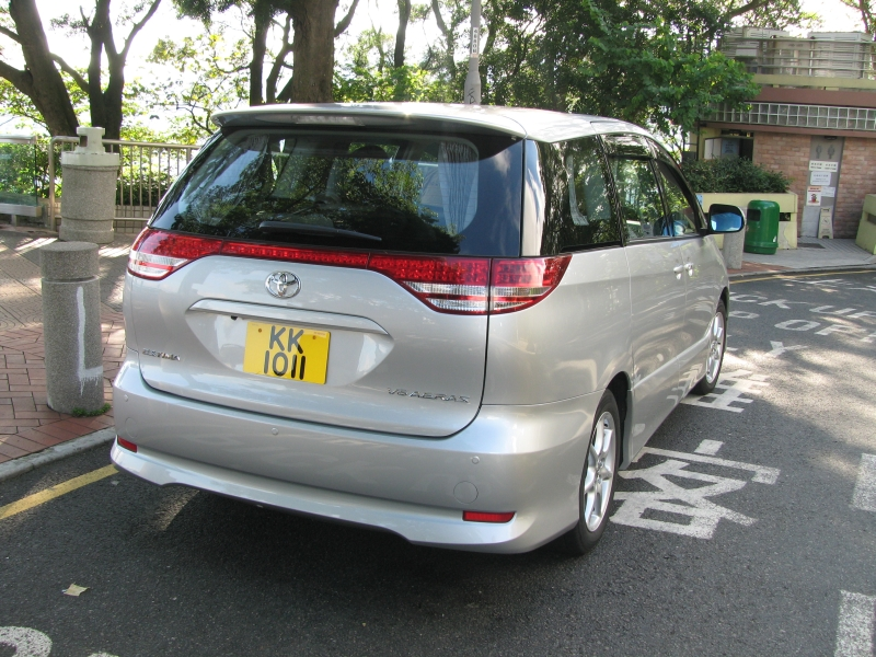 Picture of 2008 Toyota Estima, exterior