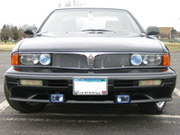 1994 Mitsubishi Diamante Overview