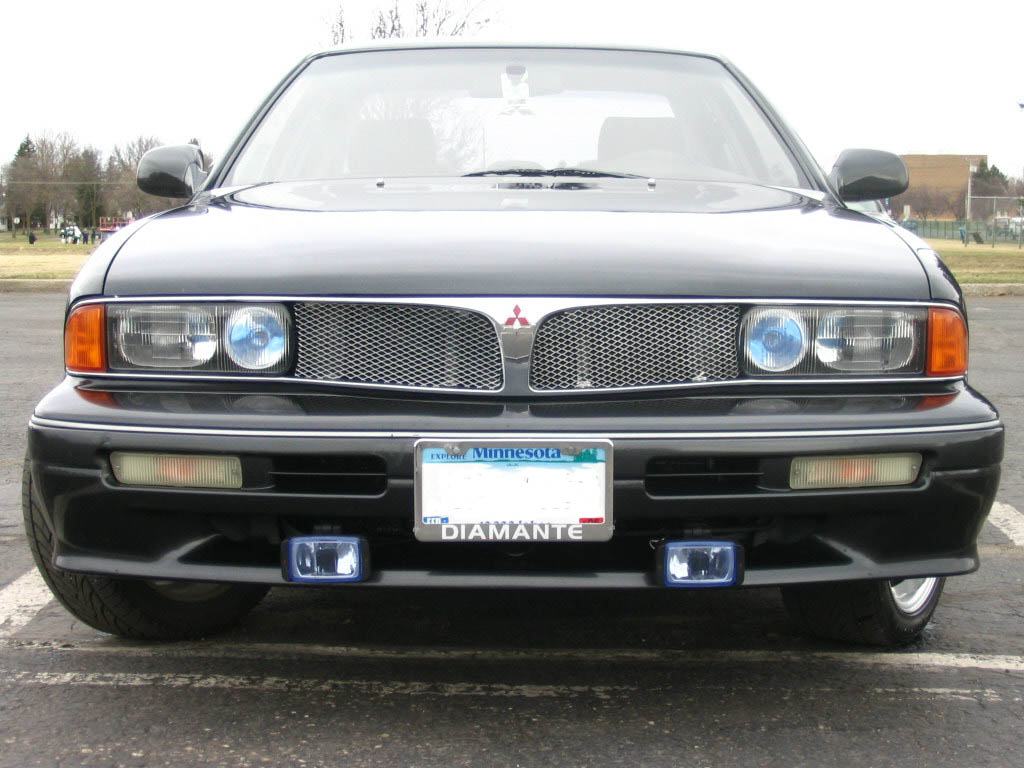 1994 Mitsubishi Diamante - Overview