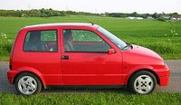 Picture of 1996 FIAT Cinquecento, exterior, gallery_worthy