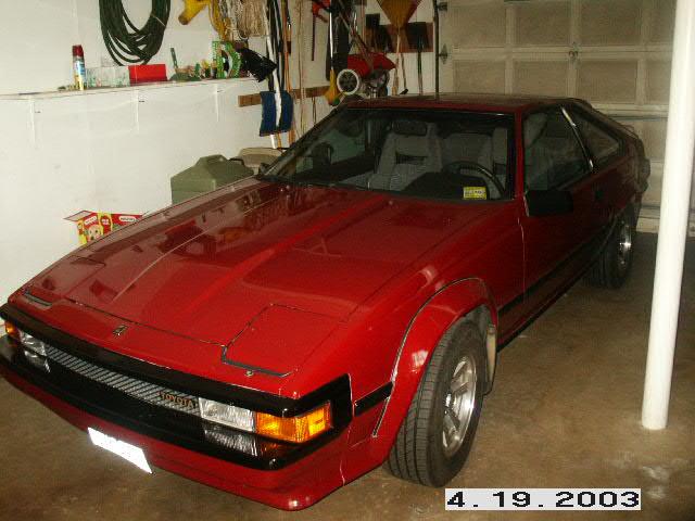 Picture of 1982 Toyota Supra