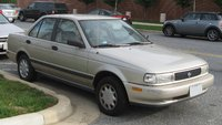 Picture of 1992 Nissan Sentra GXE, exterior, gallery_worthy