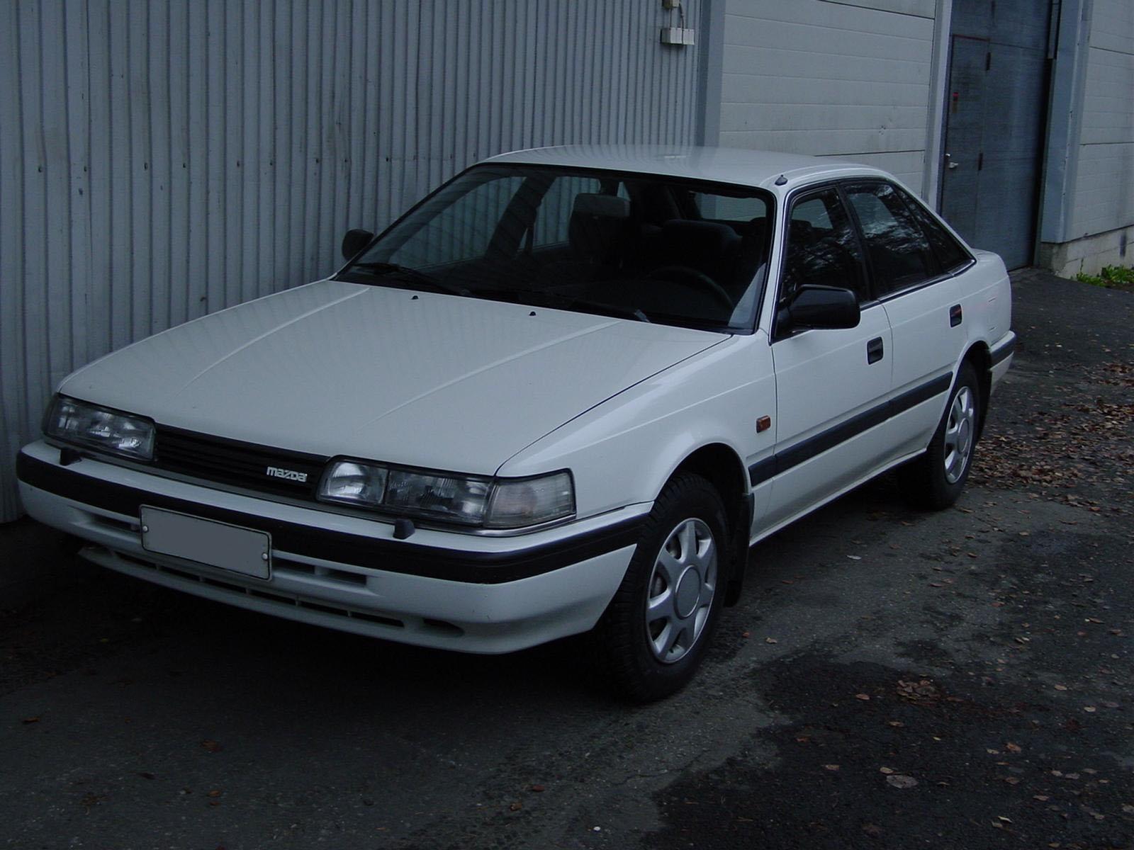 1988 Mazda 626 Pictures Cargurus
