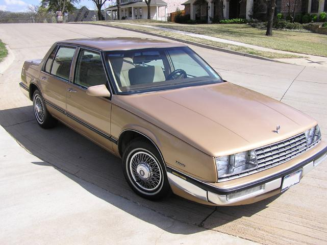 Picture of 1986 Buick LeSabre, exterior