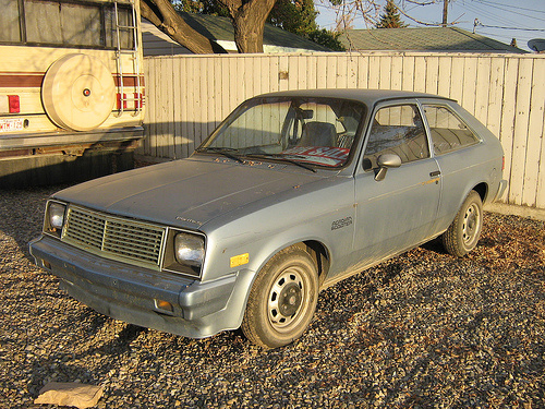 Picture of 1982 Pontiac Acadian