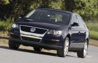 2009 Volkswagen Passat, Front Left Quarter View, exterior, manufacturer