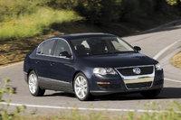 2009 Volkswagen Passat, Front Right Quarter View, exterior, manufacturer, gallery_worthy