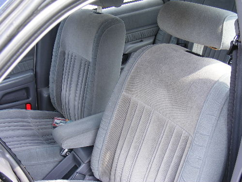Who Owns Volvo >> 1993 Mercury Topaz - Interior Pictures - CarGurus