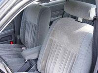 1993 Mercury Topaz 4 Dr GS Sedan, 1993 Mercury Topaz LS V6, interior