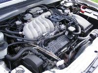 1993 Mercury Topaz 4 Dr GS Sedan, 1993 Mercury Topaz LS V6, engine