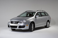 2009 Volkswagen Jetta, Front Left Quarter View, exterior, manufacturer