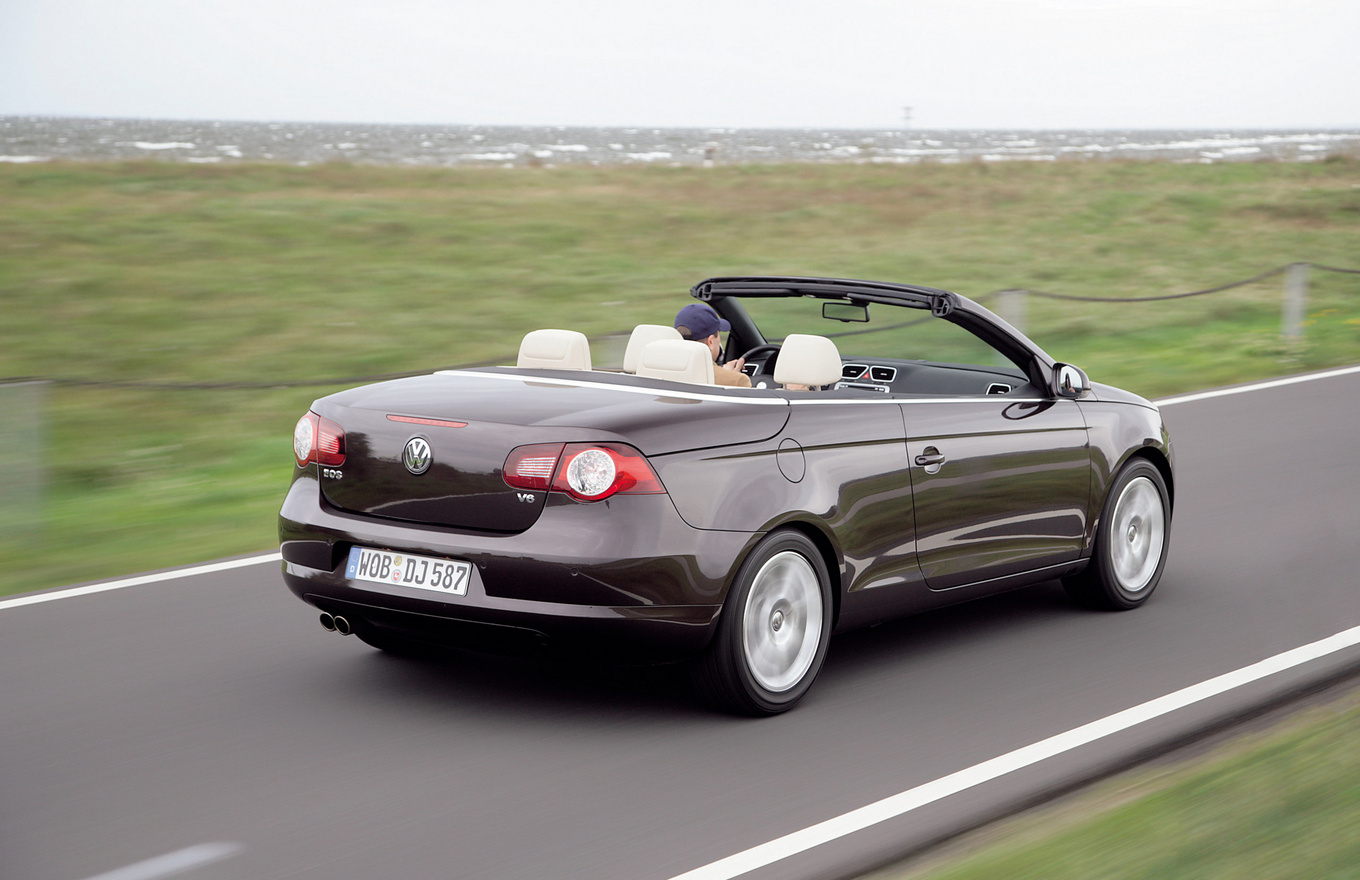 2009 volkswagen eos pictures cargurus. Black Bedroom Furniture Sets. Home Design Ideas