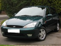 Picture of 2001 Ford Focus LX, exterior, gallery_worthy