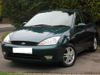 2001 Ford Focus LX picture, exterior
