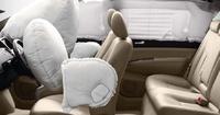 2009 Toyota Prius, Interior Airbag Deployment, interior, manufacturer