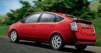 2009 Toyota Prius, Back Left Quarter View, exterior, manufacturer