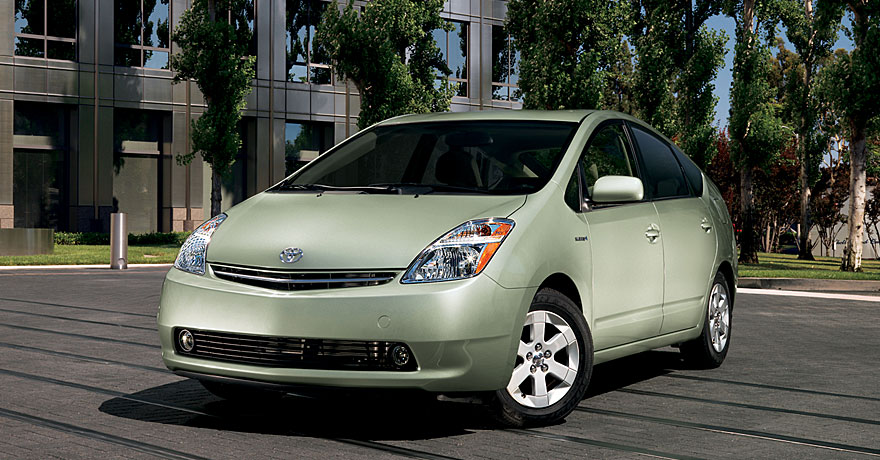 2009 Toyota Prius, Front Left Quarter View, exterior, manufacturer