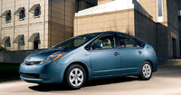 2009 Toyota Prius, Front Left Quarter View, exterior, manufacturer, gallery_worthy