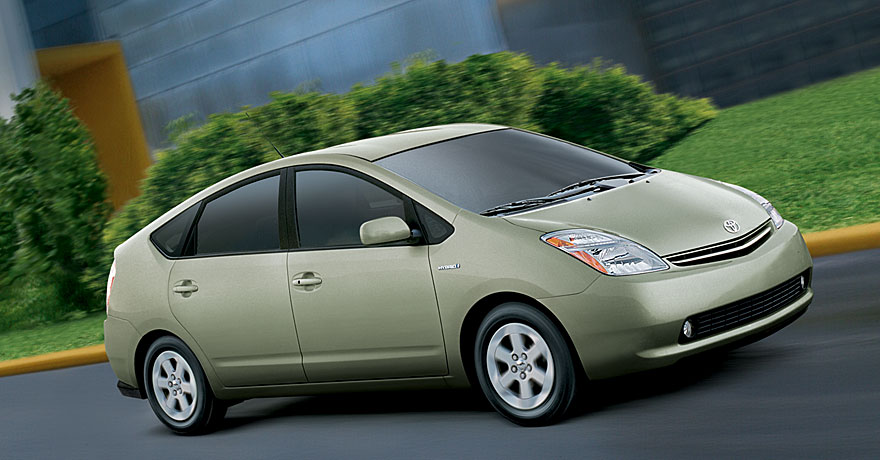 2009 Toyota Prius, Front Right Quarter View, manufacturer, exterior