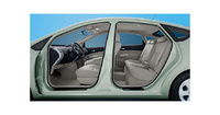 2009 Toyota Prius, Interior Side View, manufacturer, interior