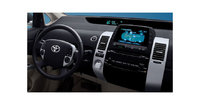 2009 Toyota Prius, Interior Dash View, interior, manufacturer, gallery_worthy
