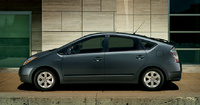 2009 Toyota Prius, Left Side View, manufacturer, exterior