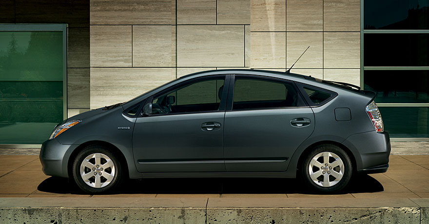 2009 Toyota Prius, Left Side View, exterior, manufacturer